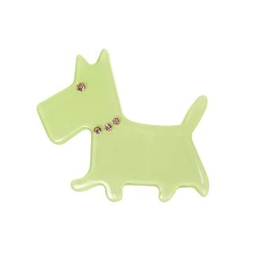 BIG BABY Small Scottie/Scotty Dog Brooch/Pin