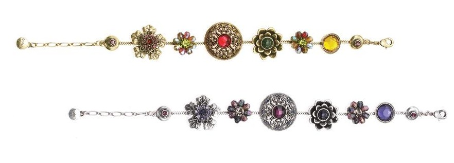 The Bohm - Wild Flower - Adjustable Flower Bracelet