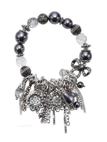 Bohm Victorian Ritz Charm Bracelet