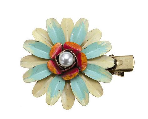 Bohm Aloha Single Flower Hair Clip