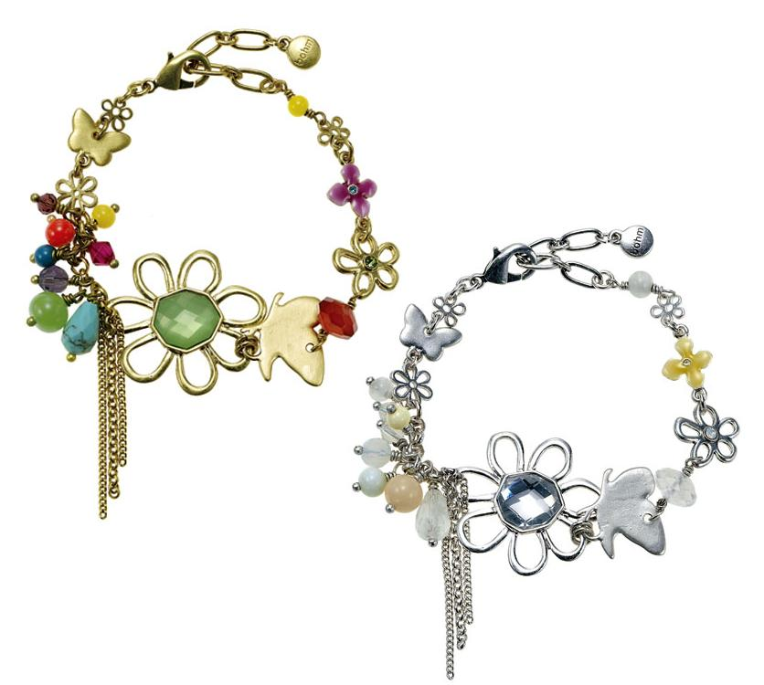 The Bohm Delicate Trinkets Adjustable Bracelet