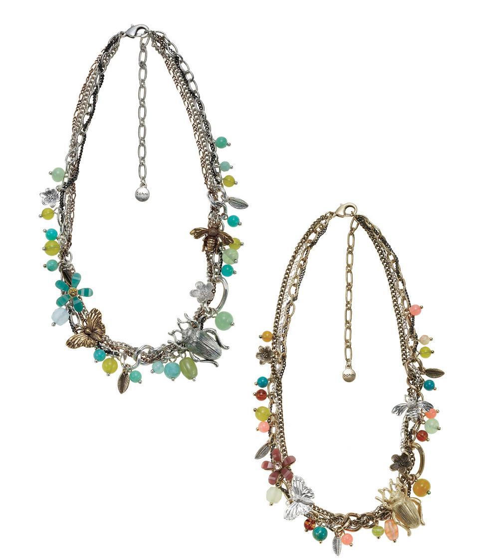 The Bohm Paradise Charm Necklace
