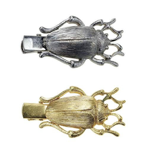 The Bohm Paradise Beetle Hair Clip