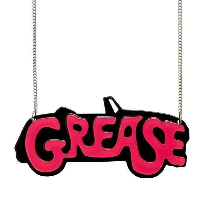 The Word - Erstwilder GREASE Necklace