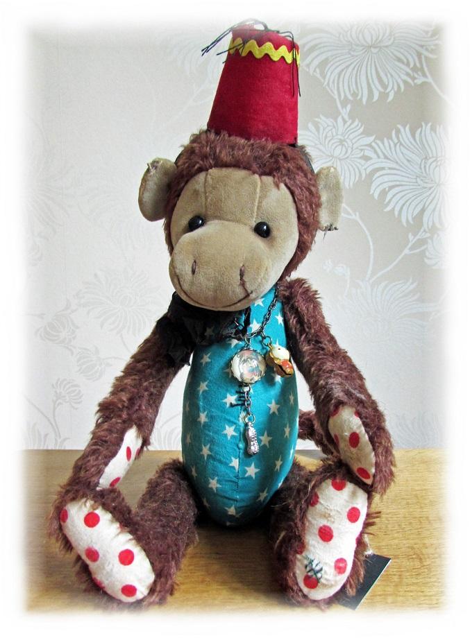 Malarkey - Victorian Ex-Performing Monkey