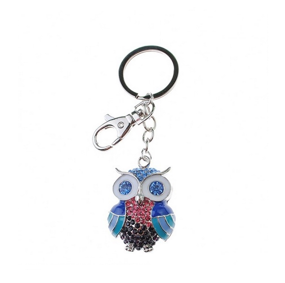 Bombay Duck Cute Owl Key Ring