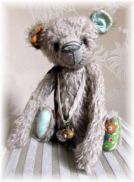 Chutney - Oh so cute Teddy Bear
