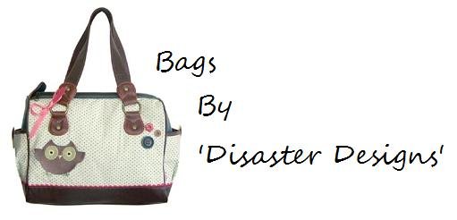 Hand Bags By Disaster Designs