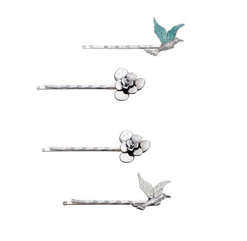 Bohm Love Birds Hair Clips 'Bobby Pins'