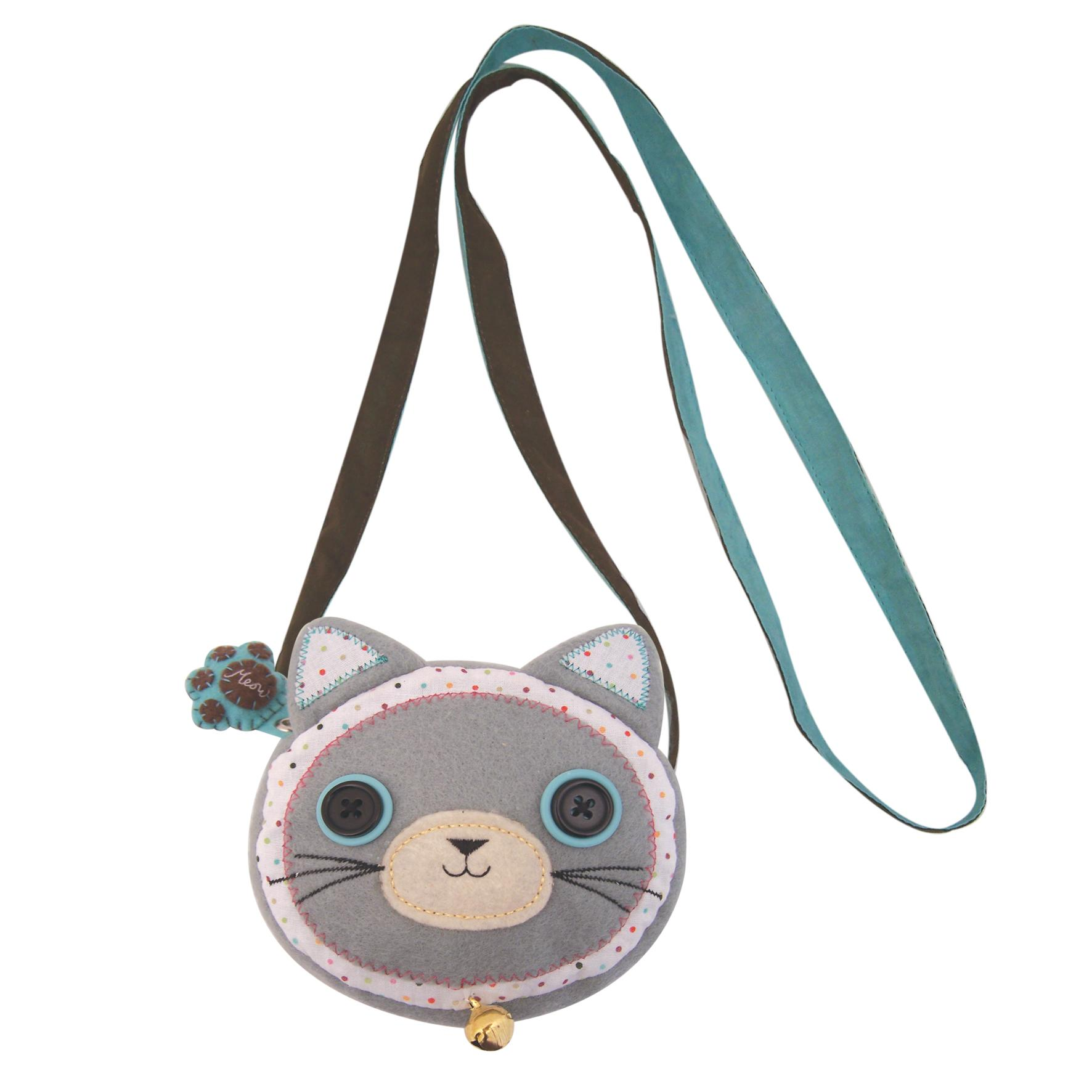 Sugar Coated Kitty Cat Mini Bag By Disaster Designs
