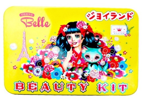 'Tokyo Belle' Beauty Kit - Tin & Contents