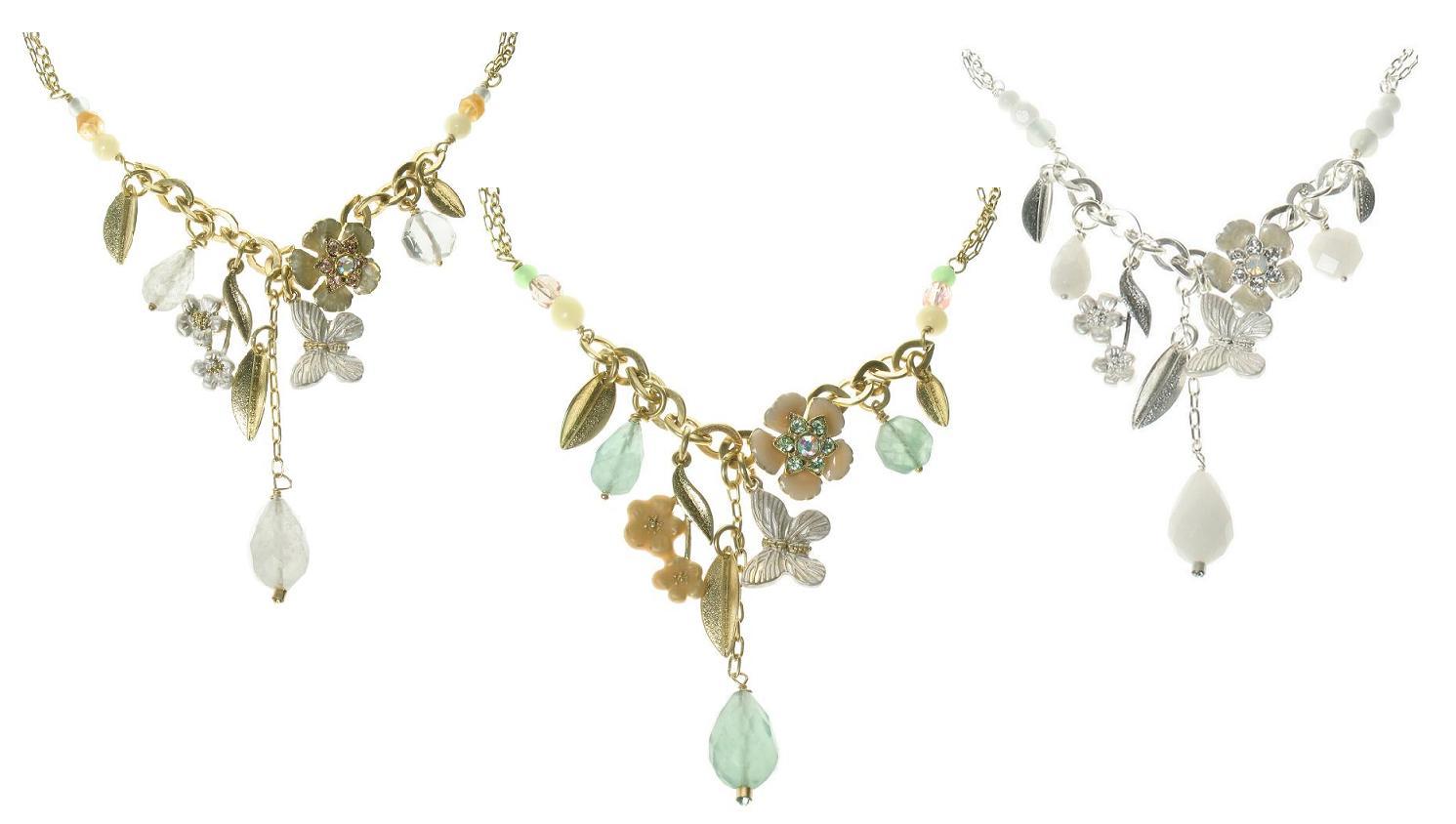 Bohm Garden of Eden Charm Necklace
