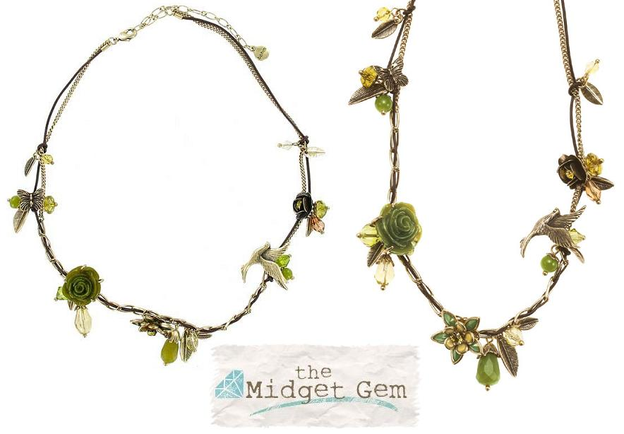 The Bohm - Flowers & Foliage - All-Round Necklace