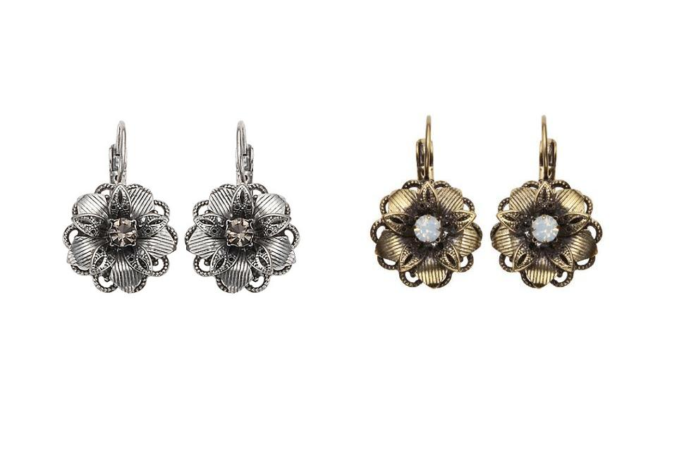 Bohm Vogue Flower Earrings
