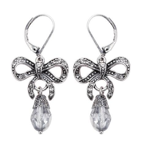 Bohm Victorian Ritz Bow Earrings