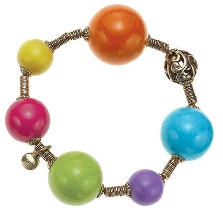 Bohm Funky Finery Ball Bead Bracelet