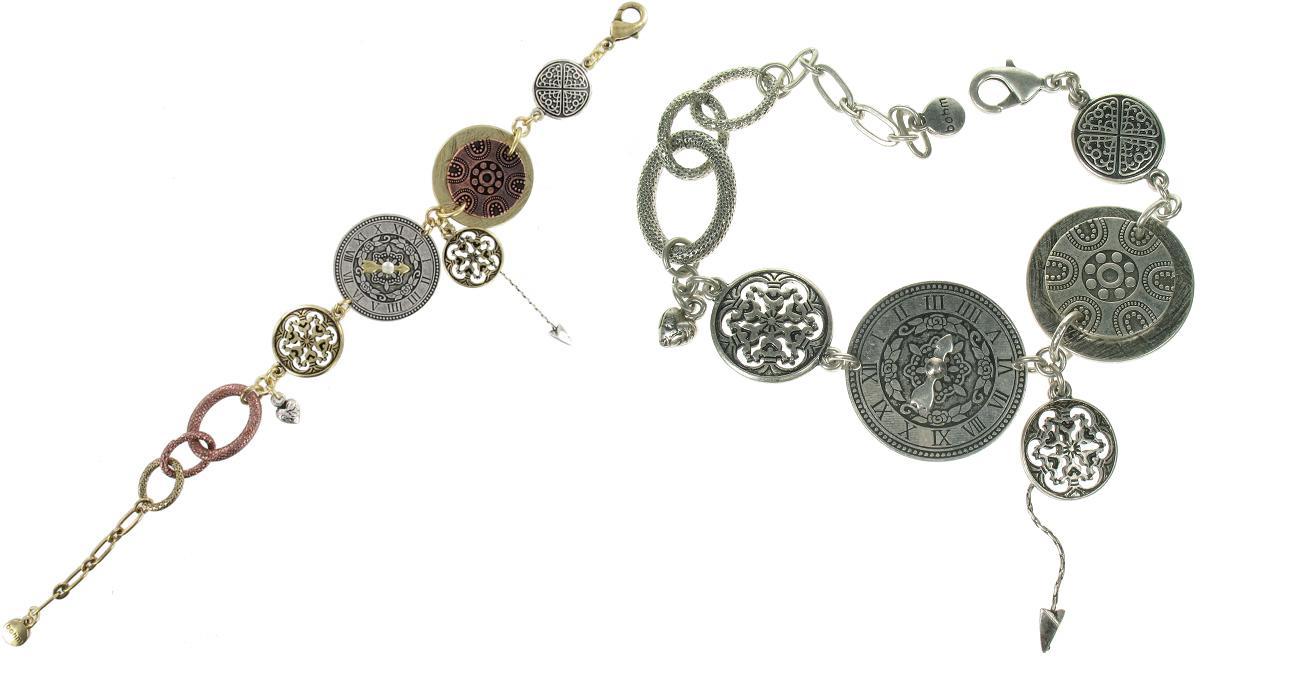Bohm Timepiece Clock Face Bracelet