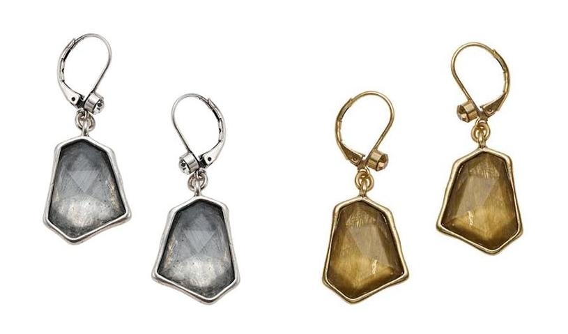 The Bohm Asymmetrical Jewels Earrings