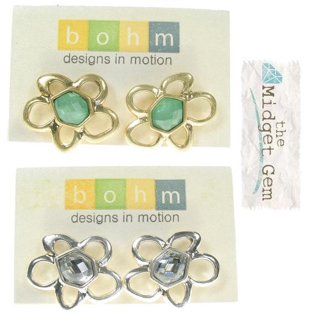 The Bohm Delicate Trinkets Flower Stud Earrings