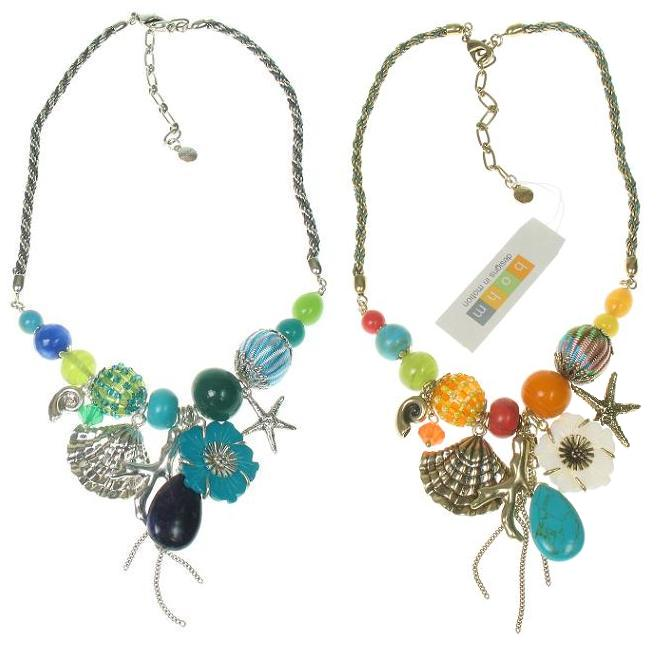 The Bohm Beach Comber Charm Necklace
