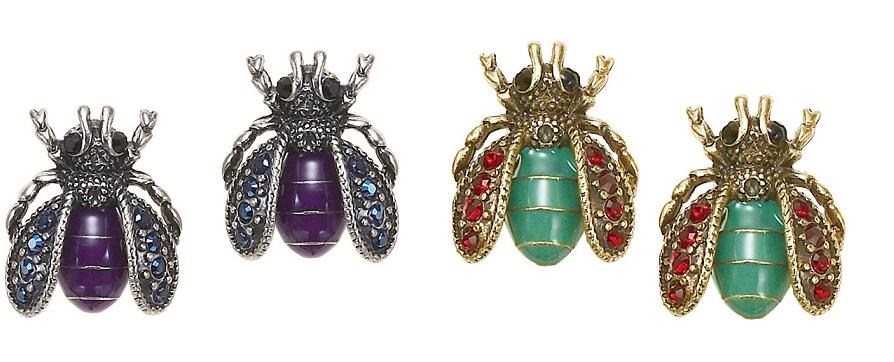 Enchantment Bee Stud Earrings