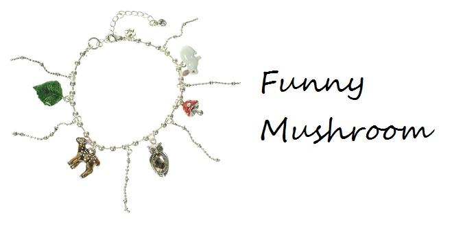 Funny Mushroom