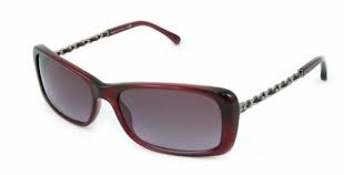 Chanel Sunglasses 5209-Q - Brown Grain Sunglasses, Hard Case, Cloth, Certificate & Box - Slight Scratch on case.