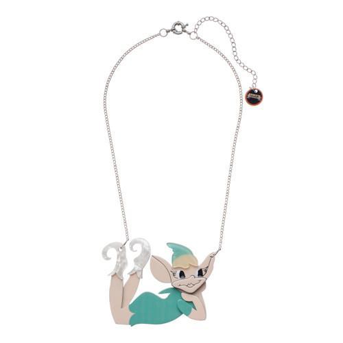 Pix The Playful Pixie Necklace