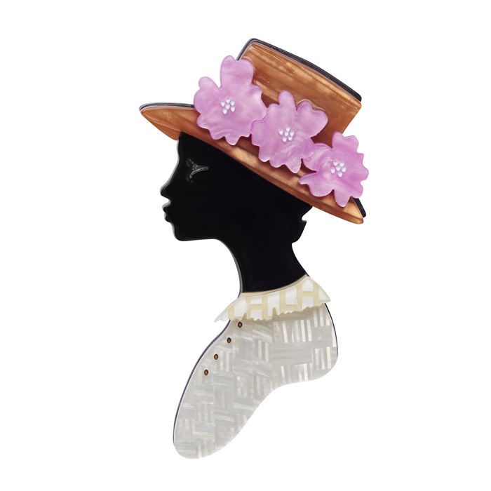 Miss Fanny Mae Jones - Erstwilder Brooch