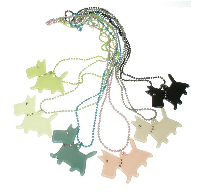 BIG BABY Scottie/Scotty Dog Necklace
