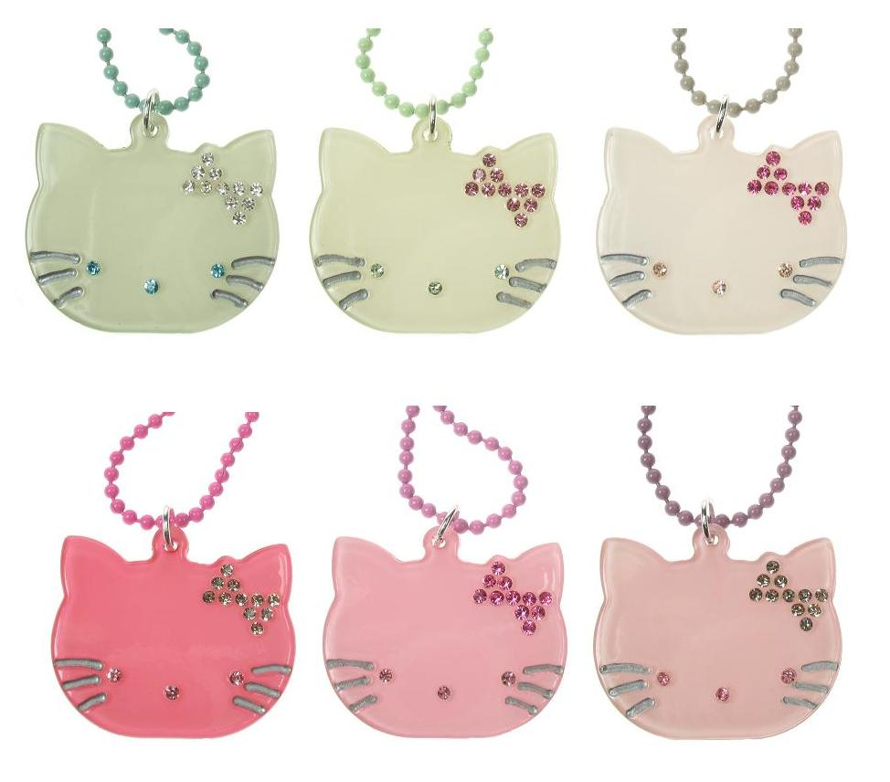 BIG BABY Kitty Cat Necklace