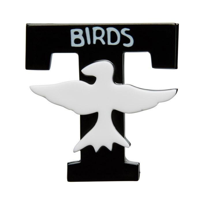 T-Birds - Erstwilder T-Birds GREASE Brooch