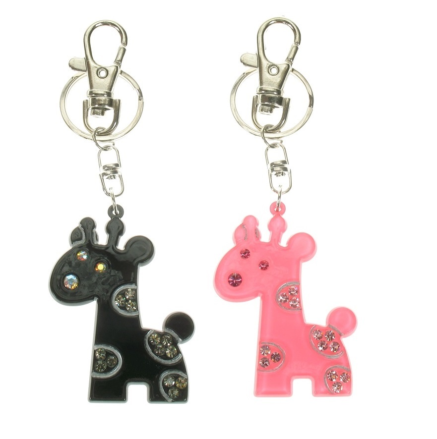 BIG BABY - Giraffe Key-Ring/Bag Charm