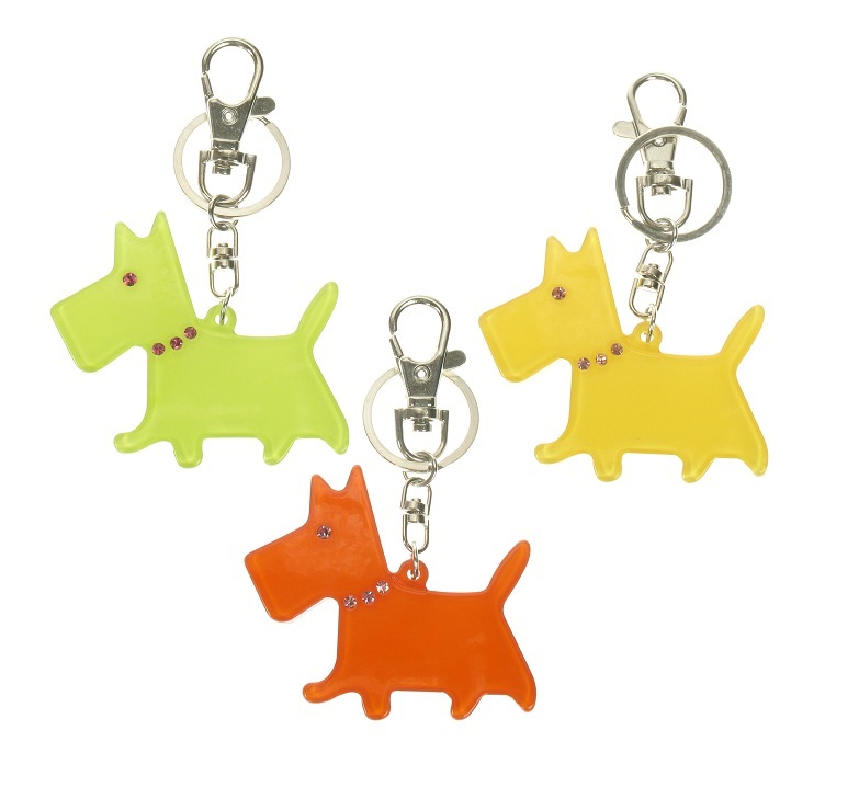 BIG BABY - Scottie/Scotty Dog Keyring/ Bag Charm