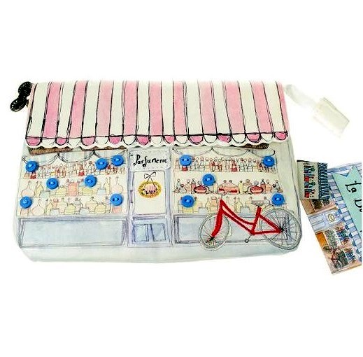 Disaster Designs - La Boutique Cosmetic Make-Up Bag