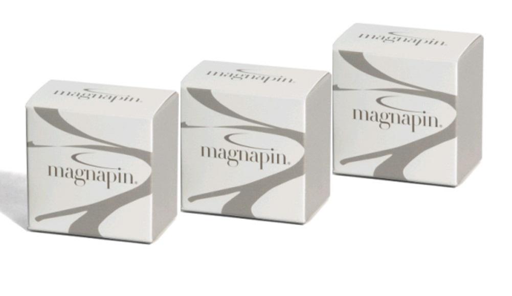 Magnapin - 3 Magnapins