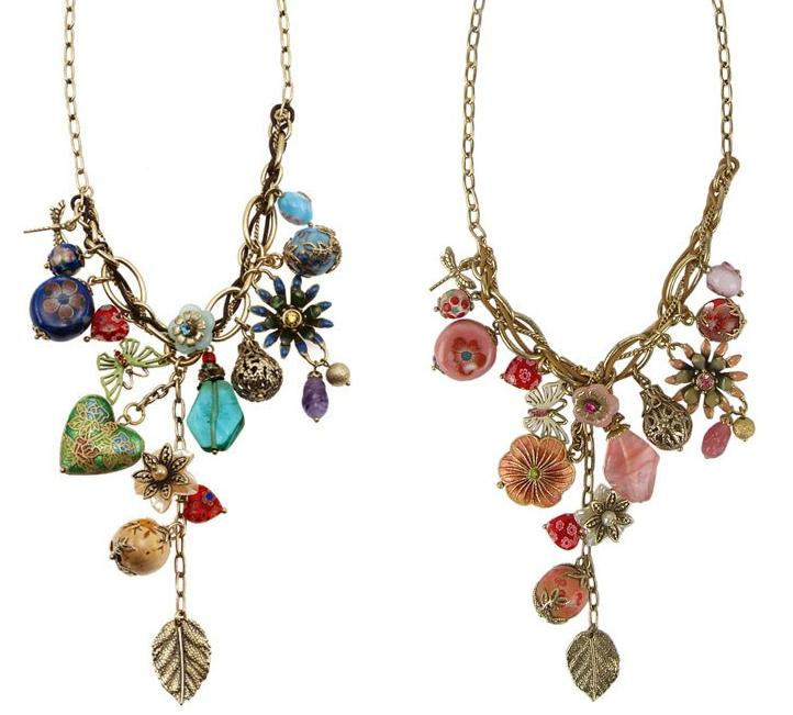 Bohm Summertime Jamboree Y Charm Necklace