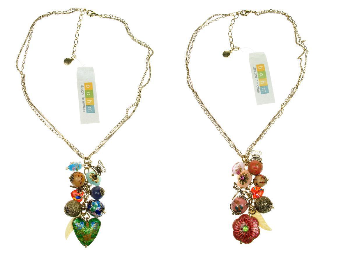 Bohm Summertime Jamboree Tassel Necklace