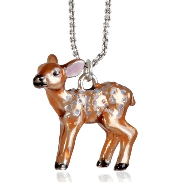 A & C - Smaller Bambi Pendant Necklace