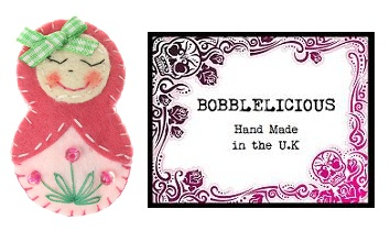 BOBBLELICIOUS Hand Made in the U.K