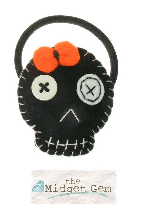 BOBBLELICIOUS Cute Skull Elastic