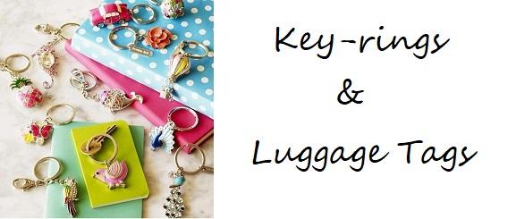 Key-Rings & Luggage Tags