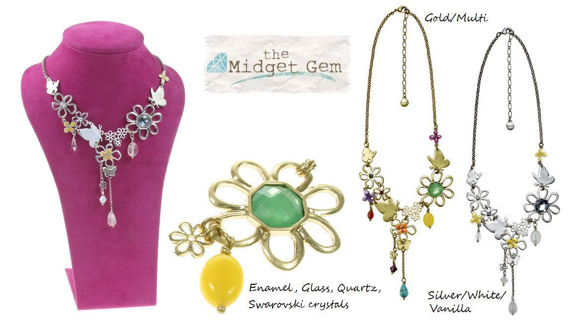 The Bohm Delicate Trinkets Y Drop Necklace