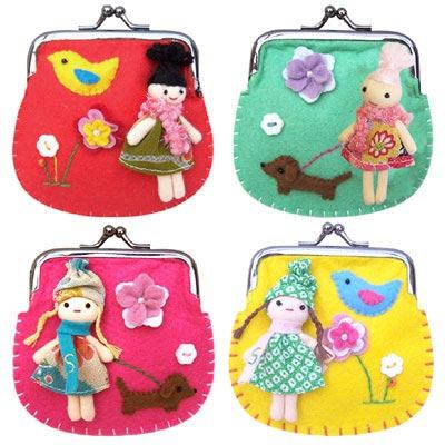 Dolly Drops Purse From 'Far Flung Fancies' By Disaster Designs