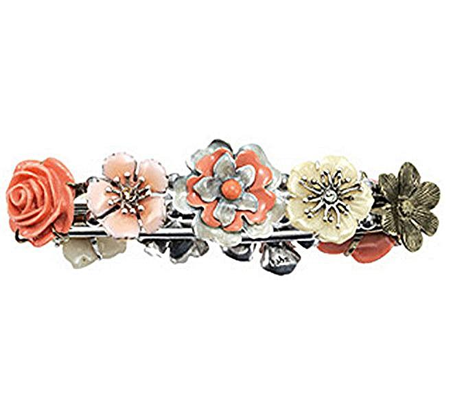 Bohm Floral Couture Flower Stretch Bracelet