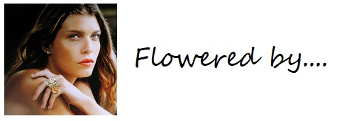 Flowered by....