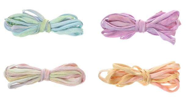 Pure Silk Strings - Pastels