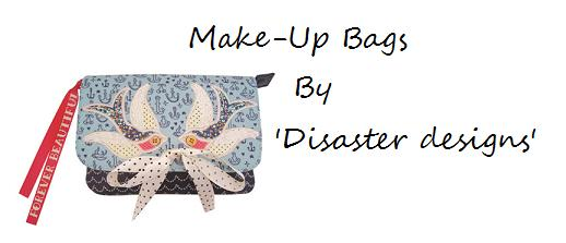 Disaster Designs Make-Up Bags & Pencil Cases