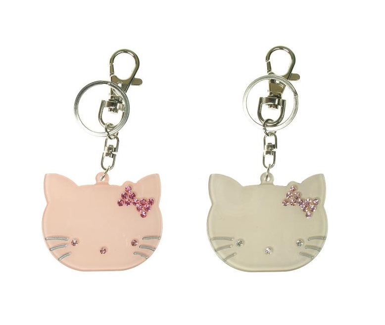 BIG BABY - Kitty Cat Keyring/ Bag Charm