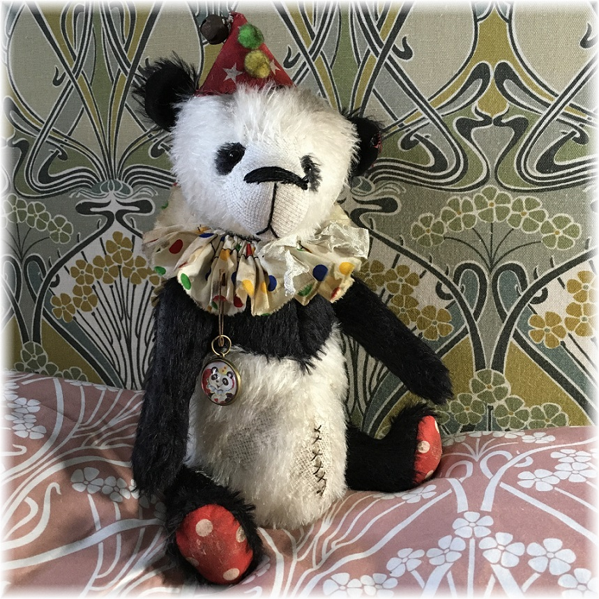 Mr. Jellicle - A very handsome Panda! ADOPTED
